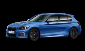 noleggio BMW Serie 1 Studio Menna