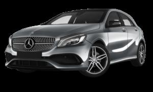 Noleggio auto aziendale giugliano in Campania Mercedes auto GLA Studio Menna