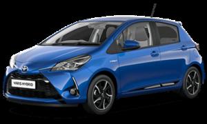 Noleggio Toyota Yaris Giugliano in Campania Studio Menna